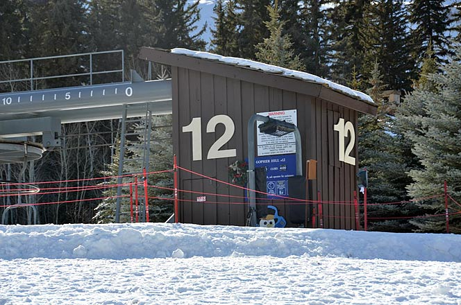 November 23 Chair 12 opening