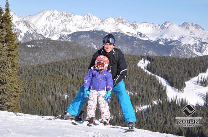 December 11, 2011 Vail Skiing