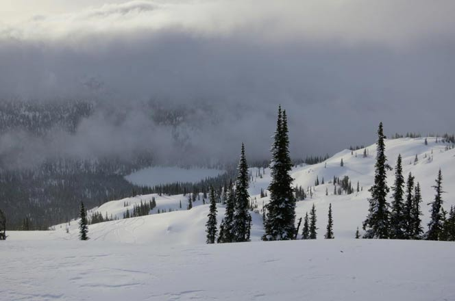 Feb 13 – Last Day Revelstoke CMH  B.C.
