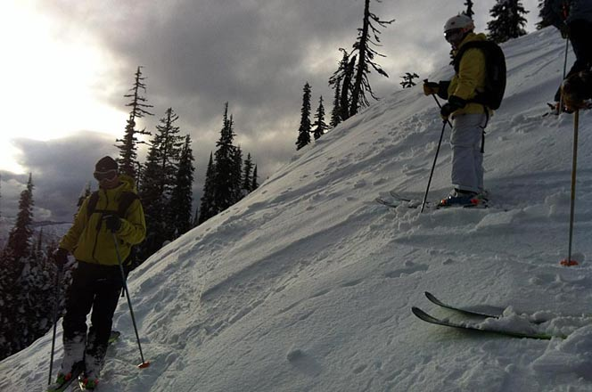 Revelstoke Feb 12, 2012