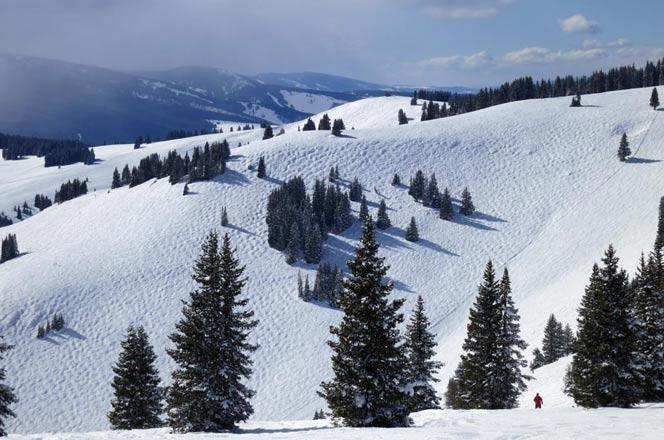 Feb 16 Vail Skiing