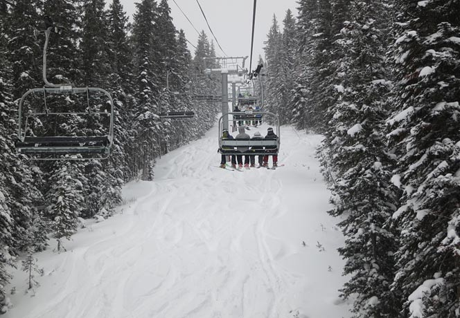 More snow, more lifts and more runs!