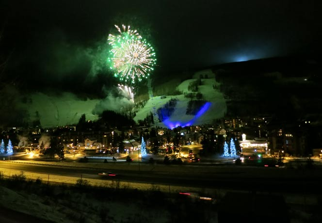 Vail's 50th Fireworks