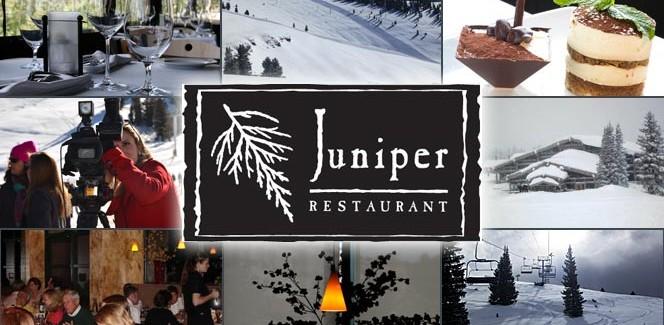 Photo Contest – Win $50 Gift Certificate Juniper Restaurant