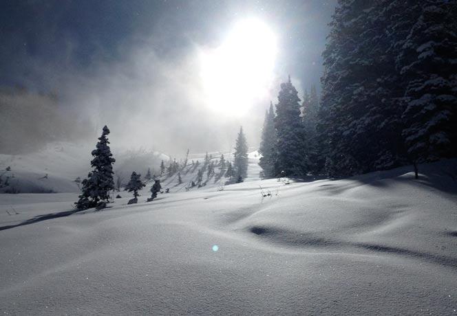 Backcountry Utah