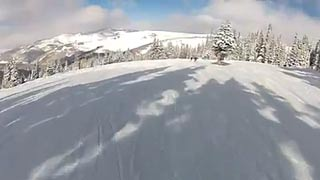 The Grand Review and The Star Vail Ski Runs