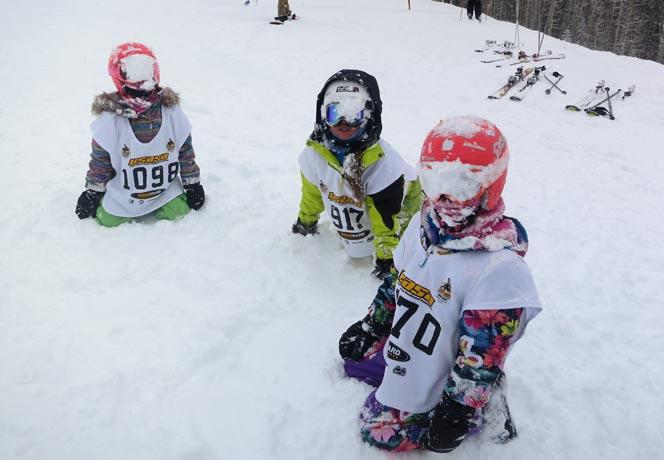 USASA Halfpipe event