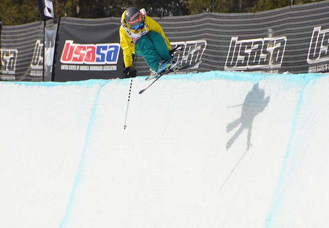 USASA Nationals Halfpipe Copper Mt