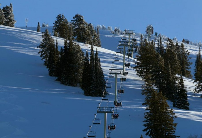 Grand Targhee Resort Opening Day