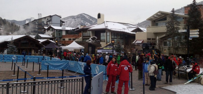 Vail ready to open