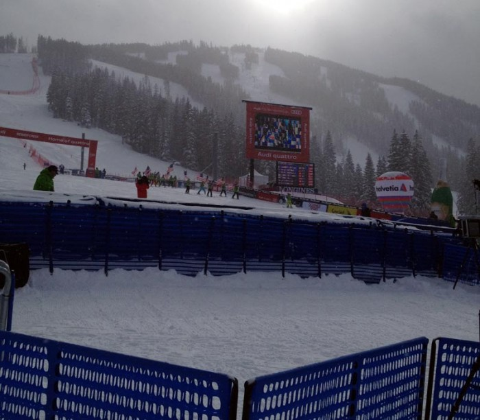 Beaver Creek Finish Area