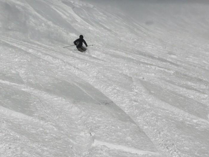 Vail Mountain Powder Day