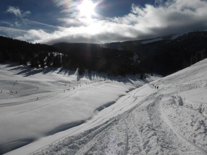 Vail Mountain Powder Day4