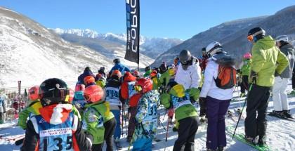 Big Mountain Skiing Vail