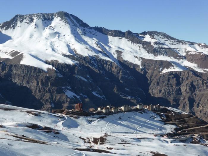 Valle Nevado, Chili 4