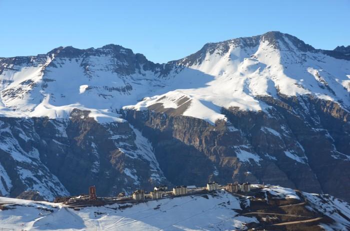 Valle Nevado Chili 1