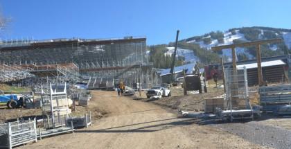 2015 FIS World Ski Championships Finish area