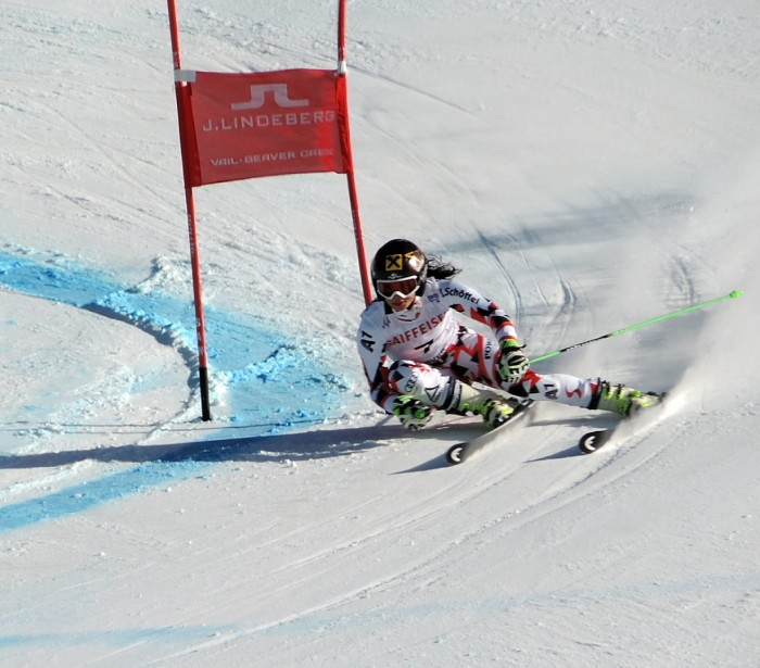 Women's GS 2015 World Championships