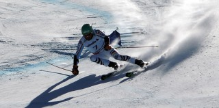 Felix Neureuther (GER) mens GS