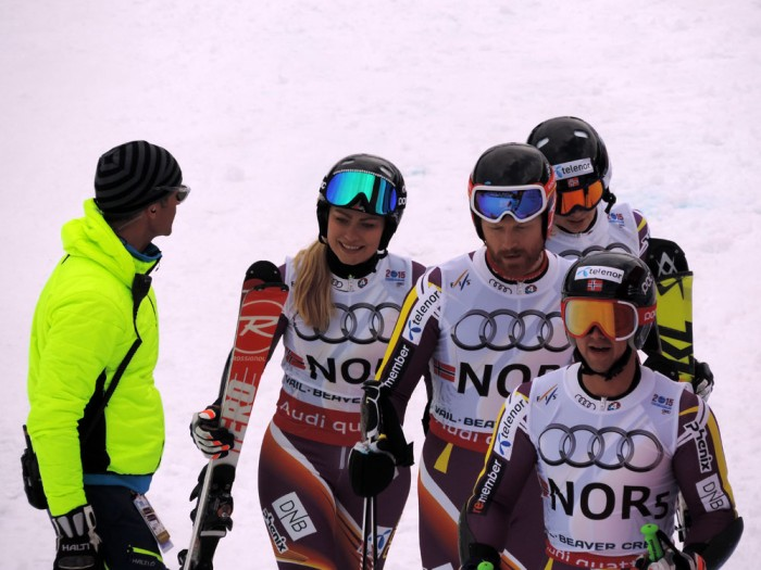 Team Norway 2015 World Alpine Ski Championships