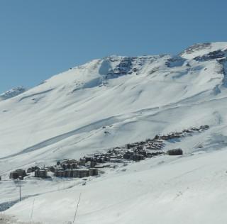 La parva Chili Ski
