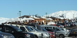 El Farellones Ski Chili