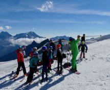 Saas Fee 2017 Summer Ski Camp SSCV